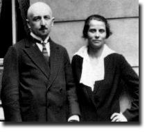 Olga & Thomas de Hartmann